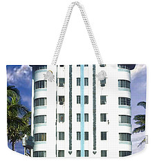 The New Yorker Weekender Tote Bag