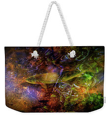Weekender Tote Bag featuring the photograph The Next Best Thing by Rick Furmanek