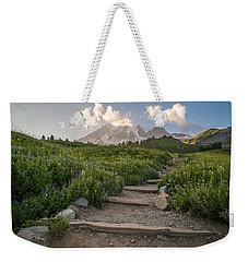 The Next Step Weekender Tote Bag