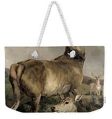 The Noble Beast Weekender Tote Bag