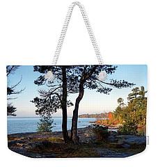 The North Weekender Tote Bag