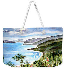 The North Shore Weekender Tote Bag