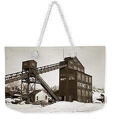 The Northwest Coal Company Breaker Eynon Pennsylvania 1971 Weekender Tote Bag