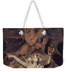 The Number Of The Beast Is 666 Weekender Tote Bag