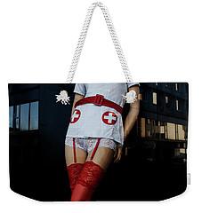 The Nurse Weekender Tote Bag