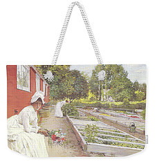 The Nursery Weekender Tote Bag