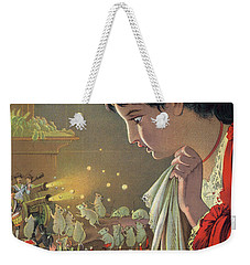 The Nutcracker Weekender Tote Bag by Carl Offterdinger