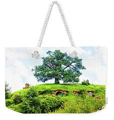 The Oak Tree At Bag End Weekender Tote Bag