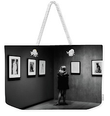 The Observer Weekender Tote Bag by Ron White