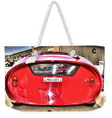 The Oil Drum Weekender Tote Bag