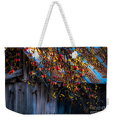 The Old Barn Weekender Tote Bag by Sherman Perry