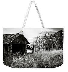 The Old Shed Weekender Tote Bag