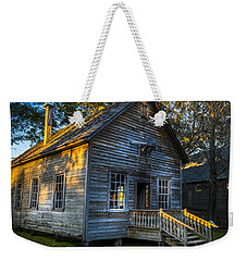 The Old Church Weekender Tote Bag