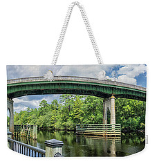 The Old Conway Bridge Weekender Tote Bag
