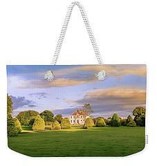 The Old Country House Weekender Tote Bag by Roy McPeak
