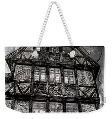The Old Danish Buiding Weekender Tote Bag