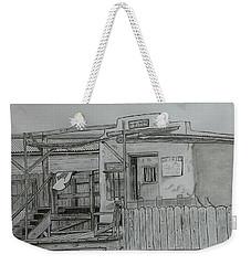 The Old  Jail  Weekender Tote Bag
