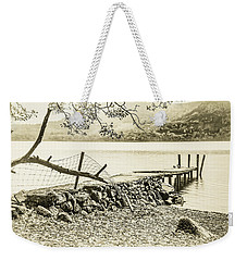 The Old Jetty Weekender Tote Bag