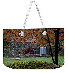 The Old Mill New England  Weekender Tote Bag