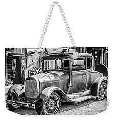 The Old Model Weekender Tote Bag by Marius Sipa