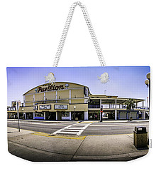 The Old Myrtle Beach Pavilion Weekender Tote Bag by David Smith