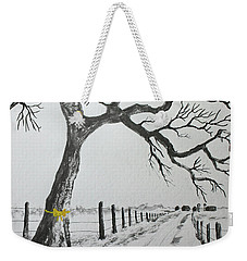 The Old Oak Tree Weekender Tote Bag