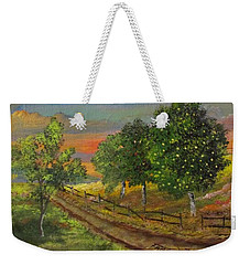 The Old Orchard Weekender Tote Bag