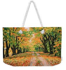 The Old Paths Weekender Tote Bag