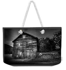 Weekender Tote Bag featuring the photograph The Old Place by Marvin Spates