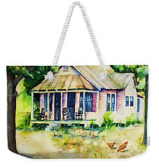 The Old Place Weekender Tote Bag
