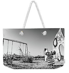 The Old Playground Weekender Tote Bag