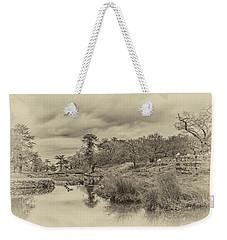 The Old Pond Weekender Tote Bag