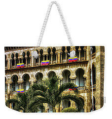 The Old Railway Station Weekender Tote Bag