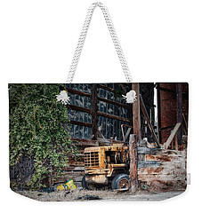 The Old Train Depot Weekender Tote Bag