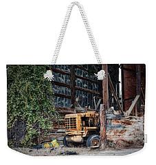 The Old Train Depot Weekender Tote Bag