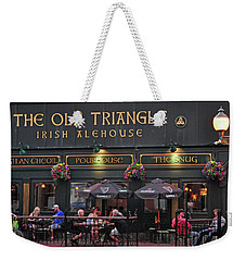 The Old Triangle Alehouse Weekender Tote Bag
