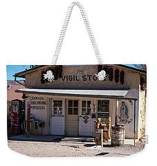 Old Vigil Store In Chimayo Weekender Tote Bag