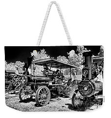 The Old Way Of Farming Weekender Tote Bag by Paul W Faust - Impressions of Light