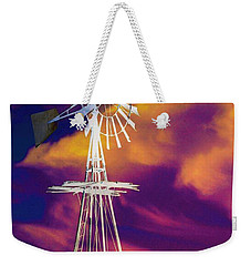 The Old Windmill  Weekender Tote Bag by Toma Caul