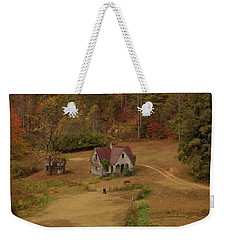 The Oldest House In North Carolina Weekender Tote Bag
