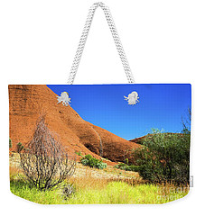 The Olgas Kata Tjuta Weekender Tote Bag