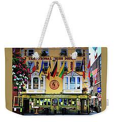 The Oliver St John Goarty Bar Dublin Weekender Tote Bag
