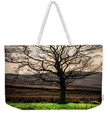 Weekender Tote Bag featuring the photograph The One Tree by Geoff Smith