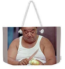 The Onion Man Weekender Tote Bag