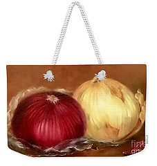 The Onions Weekender Tote Bag