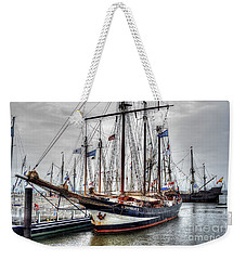 The Oosterschelde Weekender Tote Bag