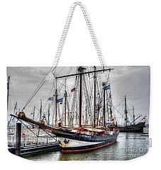 The Oosterschelde Weekender Tote Bag
