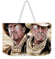 The Open Range Colour Edit By Andrew Read Weekender Tote Bag