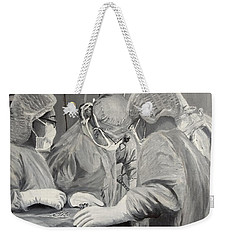The Operation Weekender Tote Bag