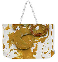 The Original Ancient Warrior Weekender Tote Bag by Talisa Hartley